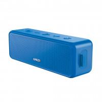 Anker SoundCore 2 Select BT 4.2 zvočnik 2x6W IPX5 vodoodporen moder