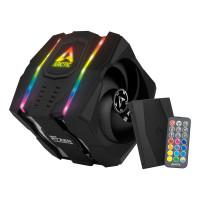 ARCTIC Freezer 50 TR Dual tower A-RGB, hladilnik za AMD Threadripper procesorje