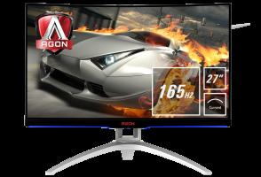 AOC AG272FCX6 27'' MVA ukrivljen monitor