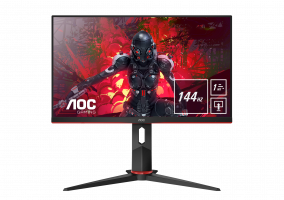 "AOC 24G2U 23,8"" IPS gaming monitor"