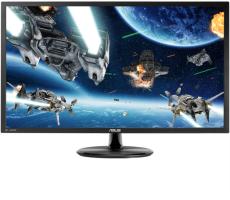 ASUS VP28UQG 28'' 4K UHD monitor, 3840 x 2160, 1ms, DisplayPort
