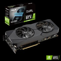 Grafična kartica ASUS GeForce RTX 2070 SUPER DUAL EVO Advanced, 8GB GDDR6, PCI-E 3.0