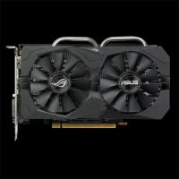 Grafična kartica ASUS Radeon RX 560 STRIX OC, 4GB GDDR5, PCI-E 3.0
