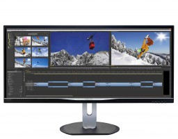 "Philips BDM3470UP 34"" IPS monitor"