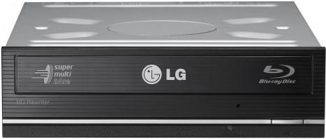 LG Blu-ray notranji zapisovalnik HL Data Storage, sata