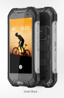 Blackview BV6000 mobilni telefon - črn