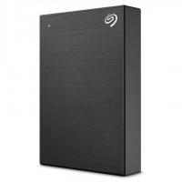 Seagate 4TB BackUp Plus Slim, prenosni disk 6,35cm (2,5) USB 3.0, črn