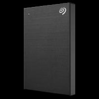 Seagate 2TB BackUp Plus Slim, prenosni disk 6,35cm (2,5) USB 3.0, črn