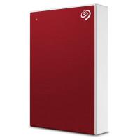 Seagate 5TB BackUp Plus Slim, prenosni disk 6,35cm (2,5) USB 3.0, rdeč