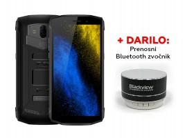 Blackview BV5800PRO črn + Darilo: prenosni zvočnik