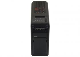 Chieftec LF-01B-OP USB3 ATX ohišje, črno