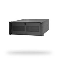"Chieftec UNC-410B-50R 19"" IPC 4U RACK ohišje 2x500W redundant, črno"