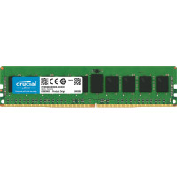 Crucial 8GB DDR4-2666 RDIMM PC4-21300 CL19, 1.2V ECC Registered