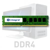 Integral 8GB DDR4-2400 UDIMM PC4-19200 CL17, 1.2V