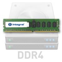 Integral 8GB DDR4-2133 RDIMM PC4-17000 CL15, 1.2V ECC
