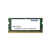 Patriot Signature Line 8GB DDR4-2666 SODIMM PC4-21300 CL19, 1.2V