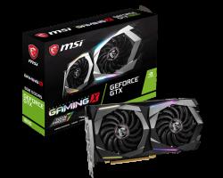 Grafična kartica MSI GeForce GTX 1660 GAMING X 6G, 6GB GDDR5, PCI-E 3.0