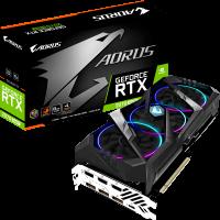 Grafična kartica GIGABYTE GeForce RTX 2070 SUPER AORUS 8G, 8GB GDDR6, PCI-E 3.0