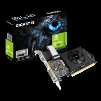 Grafična kartica GIGABYTE GeForce GT 710, 2GB GDDR5, PCI-E 2.0