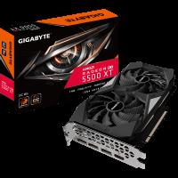 Grafična kartica GIGABYTE Radeon RX 5500 XT OC 8G, 8GB GDDR6, PCI-E 4.0