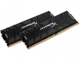 Kingston HyperX Predator 16GB Kit (2x8GB) DDR4-2666 DIMM PC4-21333 CL13, 1.2V