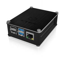 Icybox ohišje za Raspberry Pi 4
