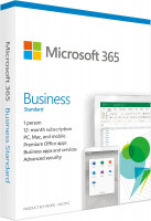 Microsoft 365 Business Standard - slovenski - 1 letna naročnina