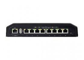Ubiquiti mrežno stikalo 8 port, 8 × POE gigabit