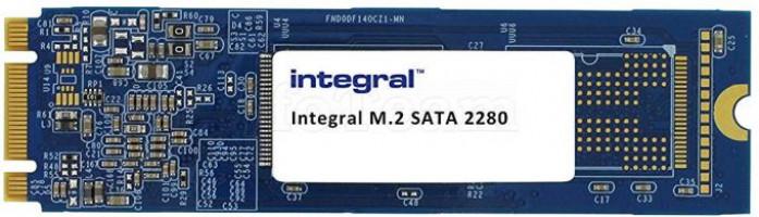 Integral 256gb M.2 SATA III 22x80 SSD