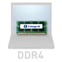 Integral 4GB DDR4-2133 SODIMM PC4-17000 CL15, 1.2V