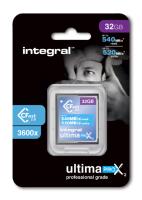 INTEGRAL 32GB ULTIMAPRO X2 CFAST 2.0