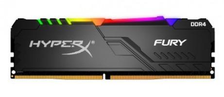 Kingston HyperX Fury RGB 8GB DDR4-2666 DIMM PC4-21333 CL16, 1.2V