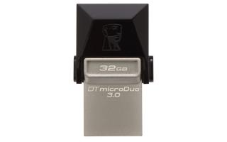 KINGSTON DTDUO3 32GB USB3.0 DataTraveler microDuo spominski ključek OTG