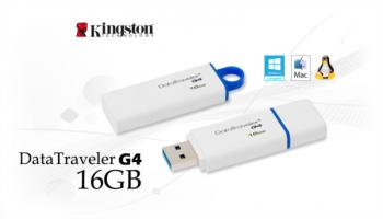 KINGSTON DTIG4 16GB USB3.0 DataTraveler I G4 spominski ključek