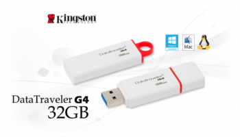 KINGSTON DTIG4 32GB USB3.0 DataTraveler I G4 spominski ključek