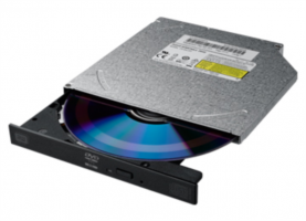"""Liteon vgradni zapisovalnik DS-8ACSH 8x DVD, 24x CD, za 2.5"""" DS-8ACSH-24-B"""