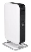 MILL oljni radiator 1500W bel jeklo AB-H1500DN
