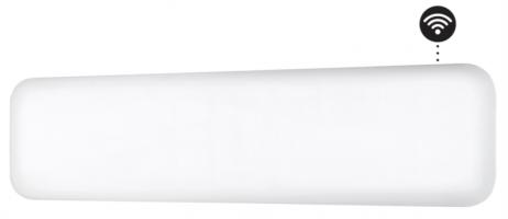 MILL stenski radiator 800W + WiFi low profile