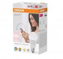 Ledvance/Osram 4058075816558 SMART + CLASSIC A 60 RGBW Sijalka
