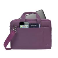 """RivaCase torba za prenosnik 13.3"""" vijolična 8221"""