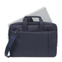 """RivaCase torba za prenosnik 15.6"""" modra 8231"""