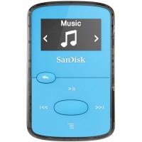 SanDisk CLIP JAM MP3 predvajalnik 8GB BLUE