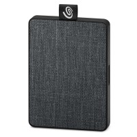SEAGATE 500GB SSD USB 3.0. One Touch črn