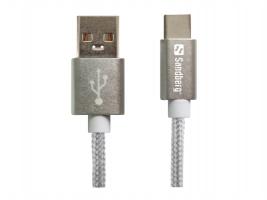 Sandberg Excellence USB-C polnilni kabel 1m