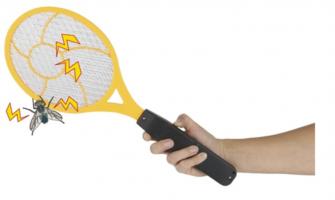 Beezz električni lopar proti mrčesu