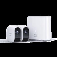 Eufy by Anker EufyCam E Kit komplet dveh nadzornih kamer in bazne postaje