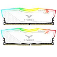 Teamgroup Delta RGB 16GB Kit (2x8GB) DDR4-3200 DIMM PC4-25600 CL16, 1.35V