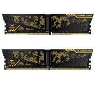 Teamgroup Vulcan TUF Gaming Alliance 16GB Kit (2x8GB) DDR4-3200 DIMM PC4-25600 CL16, 1.35V