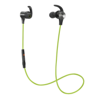 TaoTronics prenosne BLT športne slušalke TT-BH07 zelene