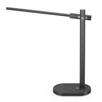 TaoTronics LED namizna svetilka z brezžično polnilno postajo črna TT-DL31